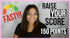 RAISE YOUR CREDIT SCORE 150 POINTS IN 7-14 DAYS! | INSANE CREDIT REPAIR | FAST