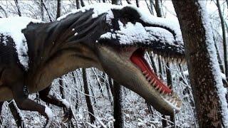 Парк динозавров Ледниковый период начался