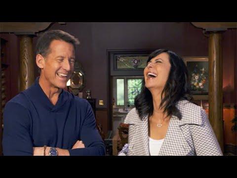 Good Witch Q&A  Cassie & Sam  Hallmark Channel