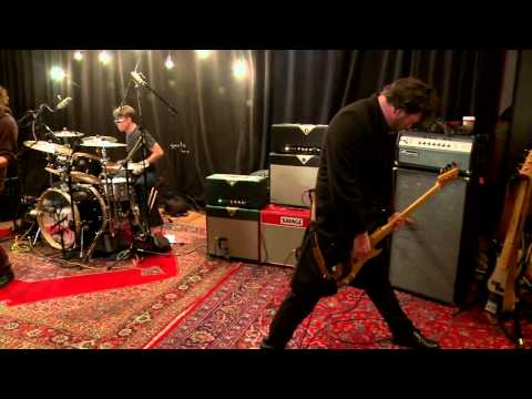 Soundgarden - Been Away Too Long at Electric Lady Studios [HD]