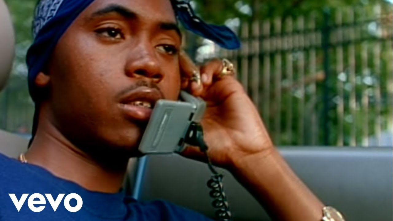 Nas - The World Is Yours ( Remix) (Official Video)