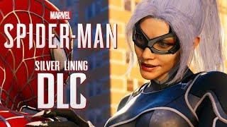 Прохождение Spider-Man PS4: Silver Lining DLC — Часть 2: ЧЕРНАЯ КОШКА ВЕРНУЛАСЬ!