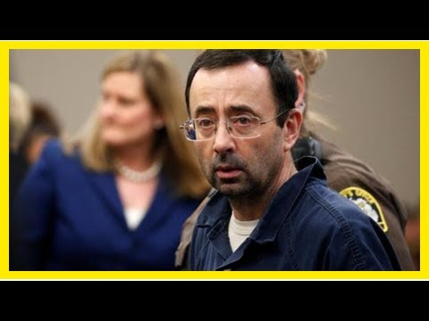 Larry Nassar: USA Gymnastics' executive leadership resigns over abuse scandal By Sport LD News