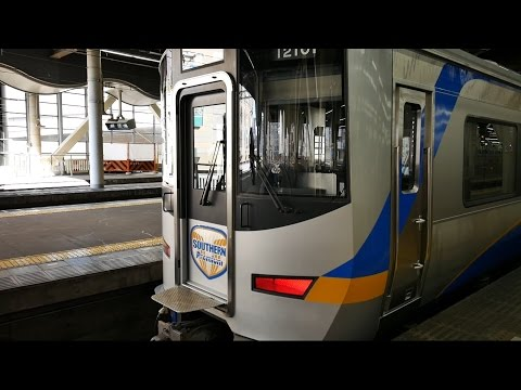 南海電気鉄道 南海本線 特急サザン (12000系運行)  超広角車窓 進行左側 難波~和歌山港