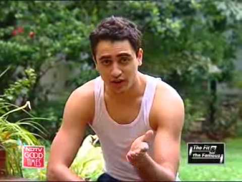 Imran shares his fitness diary