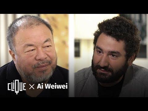 Clique x Ai Weiwei