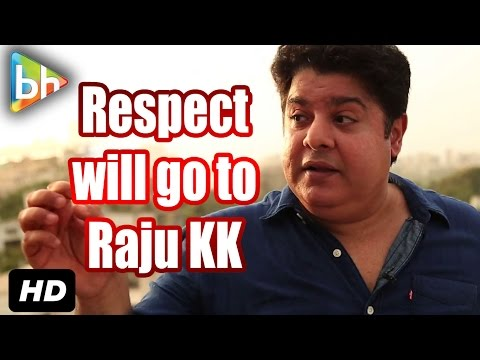 """Respect Will Go To Rajkumar Hirani, Kabir Khan…"": Sajid Khan"
