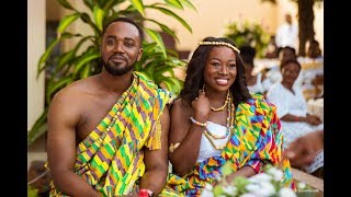 OUR GHANAIAN TRADITIONAL WEDDING| AKAI VLOGS #14