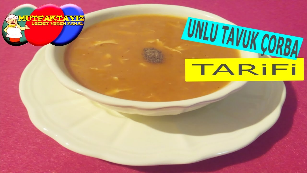 Unlu Şehriye Çorbası Tarifi Videosu