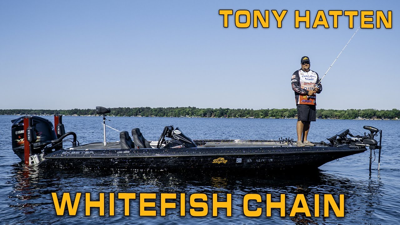 Legendary Action – Tony Hatten Classic Bass Profile (Whitefish Chain)