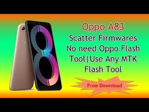 Download How To Flash Oppo A83 2018 Cph1729 Build A21 Latest