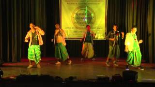 Napam Bela Seteren by Jhargram Jiyar Jharna Dance Group(boys),2015