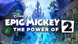 Epic Mickey 2 The Power of Two Gameplay #1 [PC HD]
