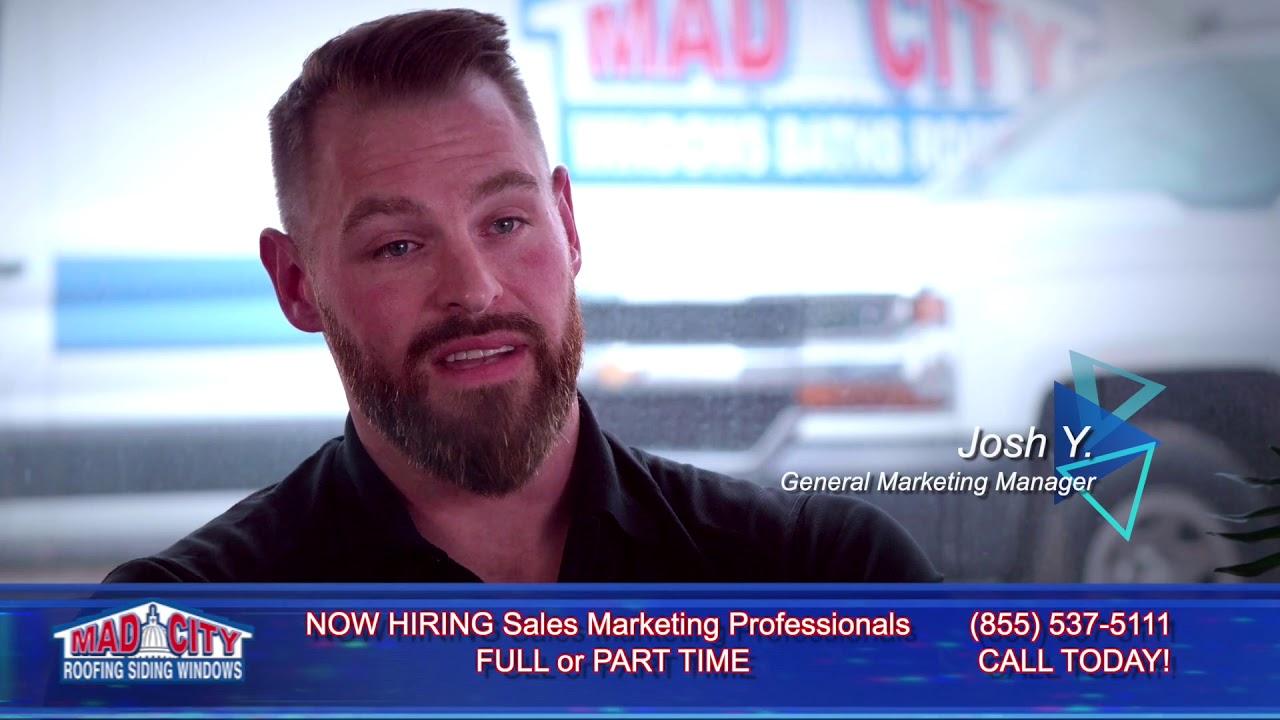 mad city sales marketing recruiting youtube youtube