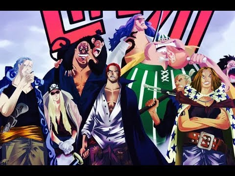 One Piece - Shanks New Crew Member Revealed