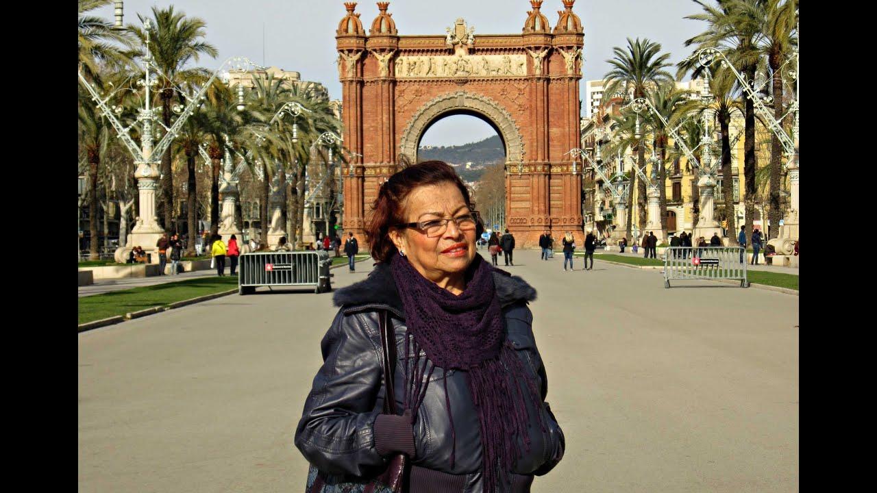 Homenaje A Rosita Arenas Espana