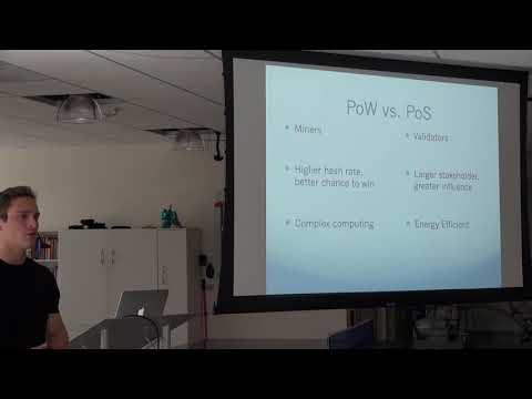 Blockchain and Token Economics – Taylor Johnson