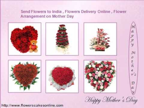 Send Mothers Day Flowers, Flowers for Mom, Order Flowers Online Delivery India