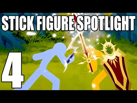 Stick Figure Spotlight
