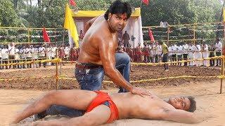 Power Star Pawan Singh  Ka Sabse Bada Kusti Muqabla | Kiski Hogi Jeet