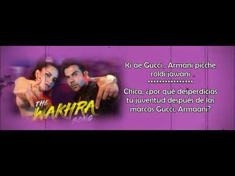 The Wakhra Song || Judgmentall Hai Kya || Sub Español