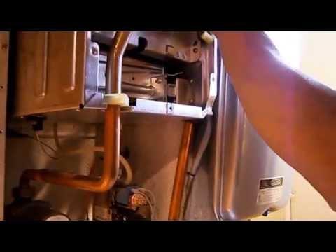 Reparar caldera gas resultados de un buen mantenimient for Revision caldera roca