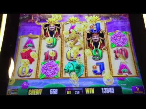 Fortune King Gold Bonus @ Max Bet