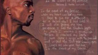 2pac - Me And My Girfriend