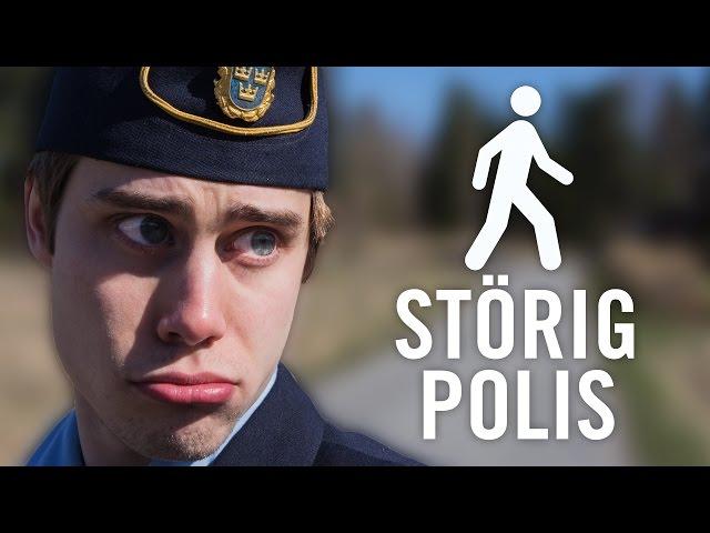 Störig polis