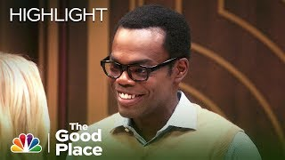Chidi Is Back and Weirdly Confident - The Good Place