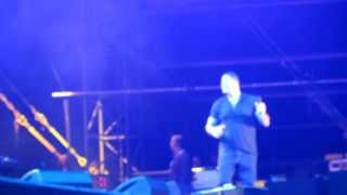 Andy Soual Amr Diab Abou Dhabi 31-10-2013