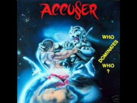 Accuser - Master of Disaster
