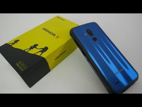 Ulefone Armor 5 Rugged Smartphone / NFC / IP68 / QI Charging