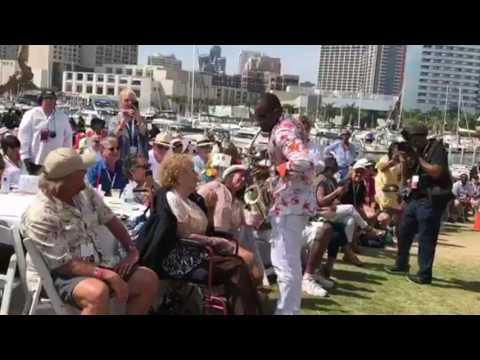 Eric Darius @ 2017 San Diego Smooth Jazz Festival (Smooth Jazz Family)