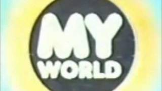 "THEME FROM ITV SCHOOLS SERIES ""MY WORLD""  - ""THE FREE LIFE"" BY ALAN PARKER"