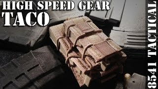 High Speed Gear Double Decker Taco Unboxing - What Magazines Fit?