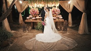 Priscila e Matheus Wedding film