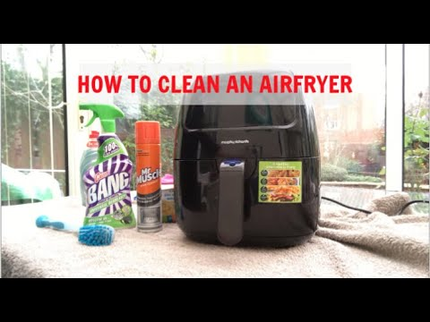 How To Clean An Airfryer