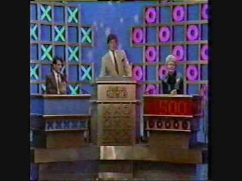 The Hollywood Squares 1986-1989 theme music version # 2