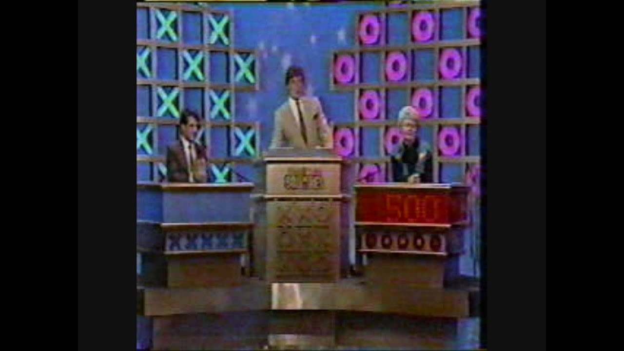 the hollywood squares 1986