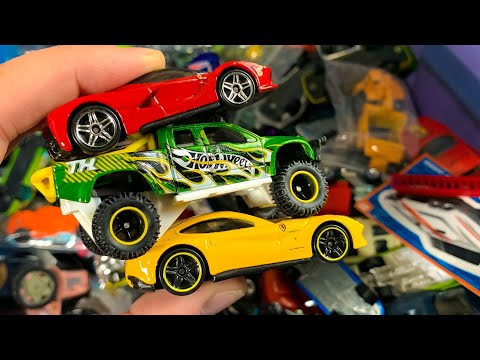 Another loose car dump bin dive (surprise Super too!) & Lamley 3-car giveaway!