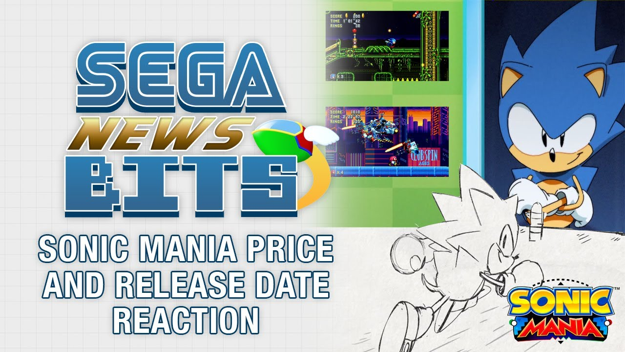Sonic Mania » SEGAbits - #1 Source for SEGA News