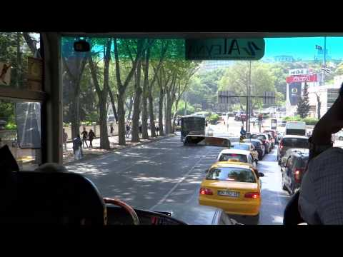 Istanbul 伊斯坦堡 - Downtown area 市區 day 13 - 15 ( Turkey )