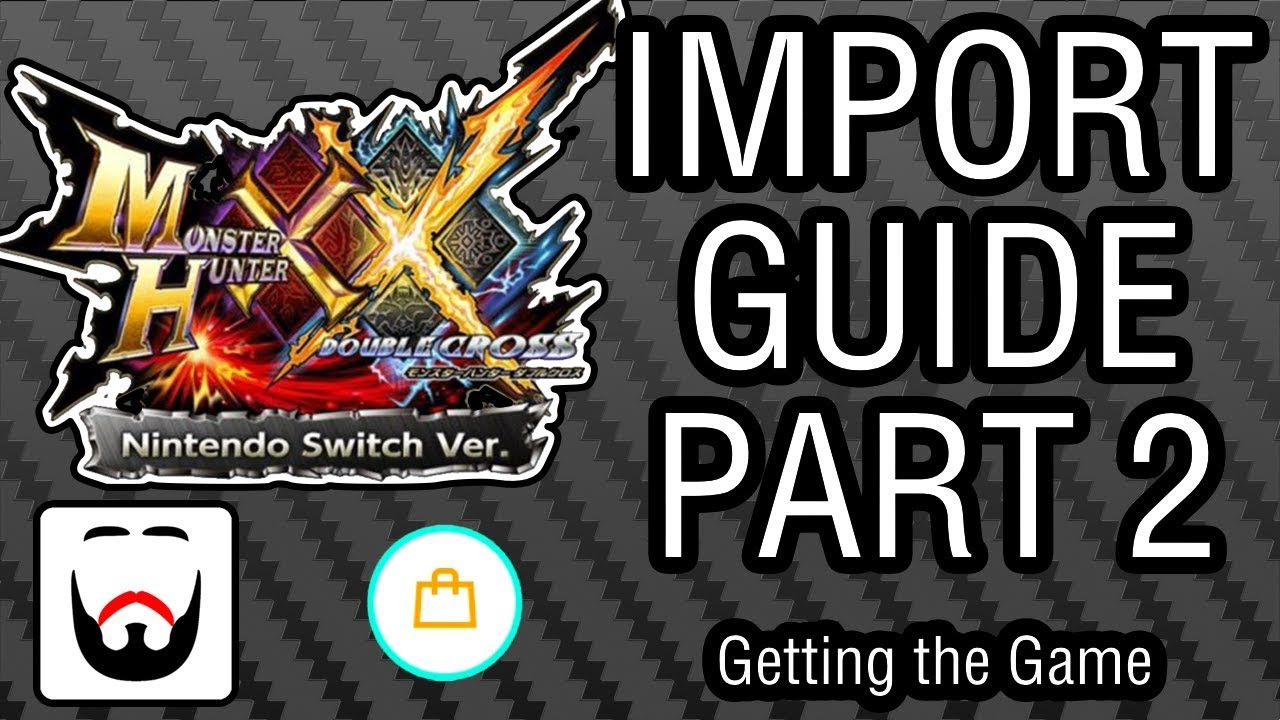 MHXXNS Import Guide Part 1 - The Matching Game