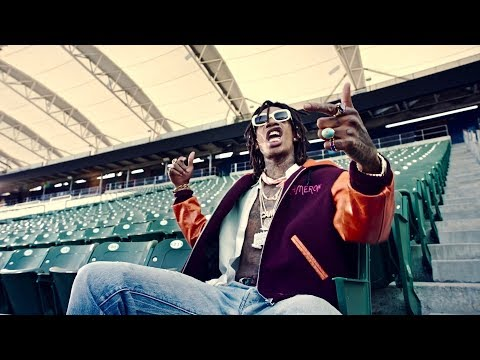 Wiz Khalifa  Letterman  Music Video
