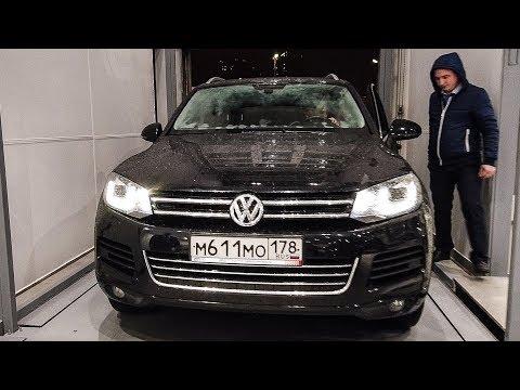 Дизельный VW Touareg NF! Можно ли покупать в салоне ?