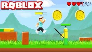 Roblox 2D Oldu / Roblox 2d Obby / Roblox Türkçe / Oyun Safı