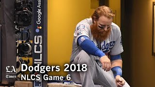 Dodgers NLCS 2018: The Dodgers lose NLCS Game 6