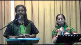 Benny Prasad @ Cornerstone Telugu Congregation, Singapore - ...