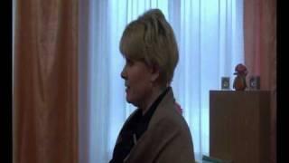 На уроке русского языка школы 501
